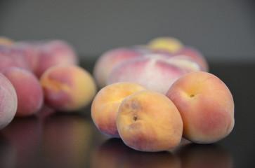 Paraguay Pfirsich und Aprikose