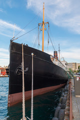 Stavanger historic ship 1