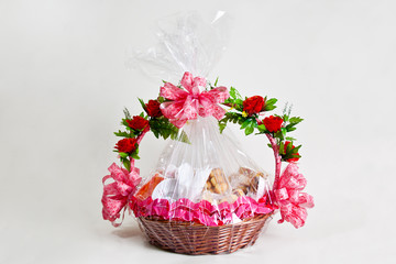Breakfast basket gift