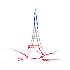 Eiffelturm - Le Tour Eiffel