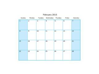 Calendar2015MonthsINDIV-ARTB-BLUE