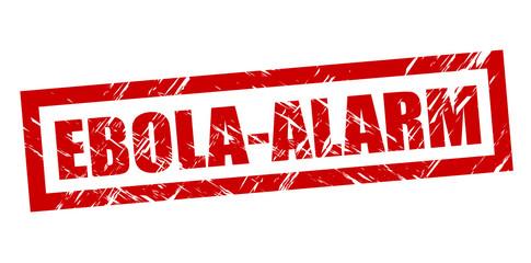 Ebola-Alarm