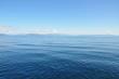canvas print picture - Blauer Himmel, blaues Meer