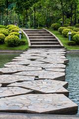 Path in the garden