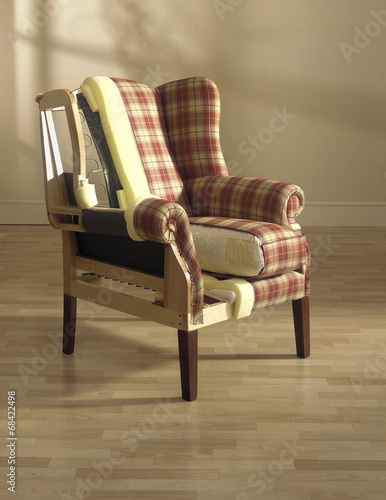 chair upholstery - 68422498