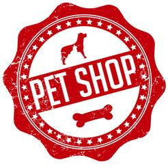 petshop stamp