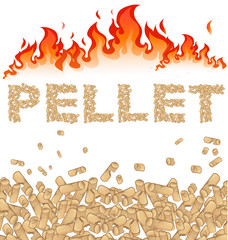 pellet background