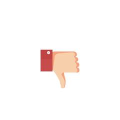 Unlike  - Thumbs down