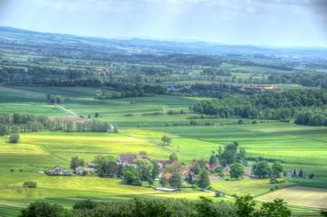 Blick ins Coburger Land