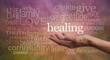 Gentle Healing Words - 68427089