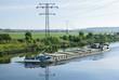 Binnenschiff im Elbe-Havel-Kanal - 68427630