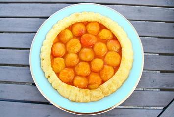 biscuit moelleux aux abricots