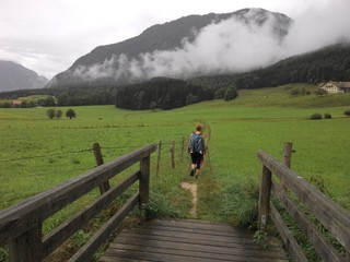 Regen Wanderung Wetter