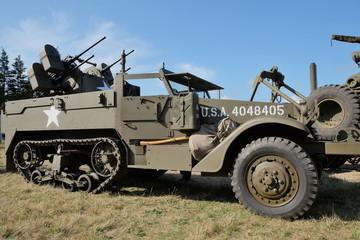 Half-Track M16