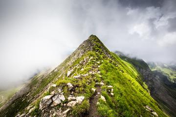 Pic de montagne