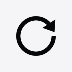 redo and undo symbol