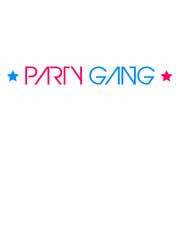 Party Gang Star Logo