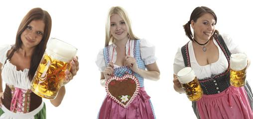 Oktoberfest Bedienungen