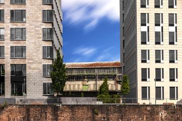 altes und neues Gebäude © Matthias Buehner