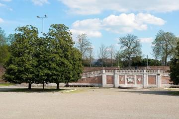 Giardini Fortezza Medicea- Siena