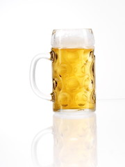 beer glass stein