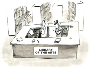 Library of the Arts
