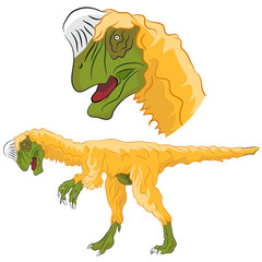 Oviraptor Dinosaur