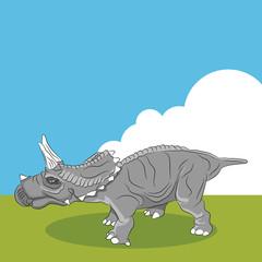 Triceratops Dinosaur Profile