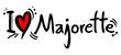 Majorette love