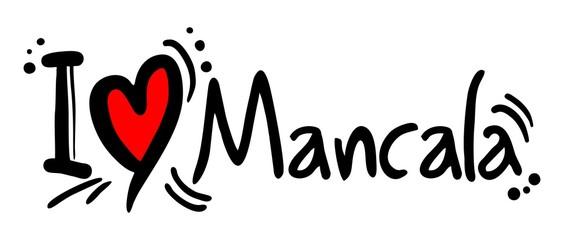 Mancala love