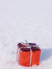 Christmas decoration winter