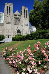 San Francisco, Grace Cathedral