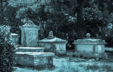 Sehenswürdigkeit: Britischer Friedhof in Korfu Stadt
