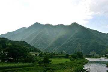 한국의 계곡과 강