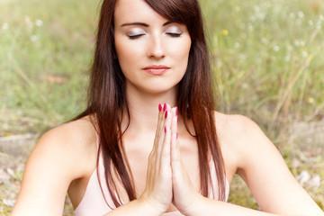 Ruhe Meditation Gebet