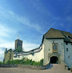 Castle Wartburg, Eisenach, Germany, UNESCO