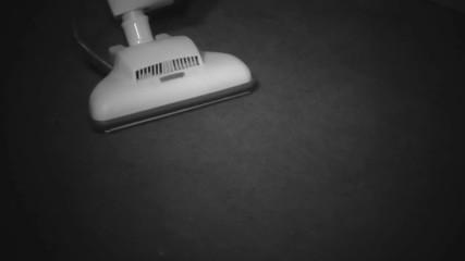 Alter Staubsauger mit 8mm Filter Effekt