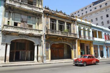 Centro Habana Street