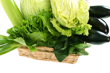다양한 채소요리