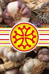 Ail violet du Languedoc Roussillon