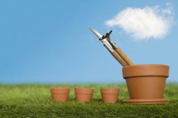 Plant Potting Equipment