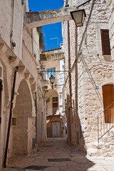 alley of Cisternino, Puglia - Italy