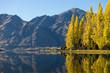 canvas print picture - Picturesque landscape