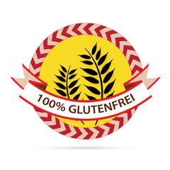 100% Glutenfrei