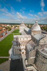 Torre pendente, Duomo e Battistero di Pisa, cattedrale