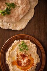 Fresh Hummus