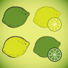 Lemon and laim