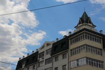 contemporary Russian architecture