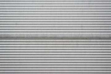 Garage door metal texture