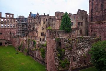 Castle in Heidelberg